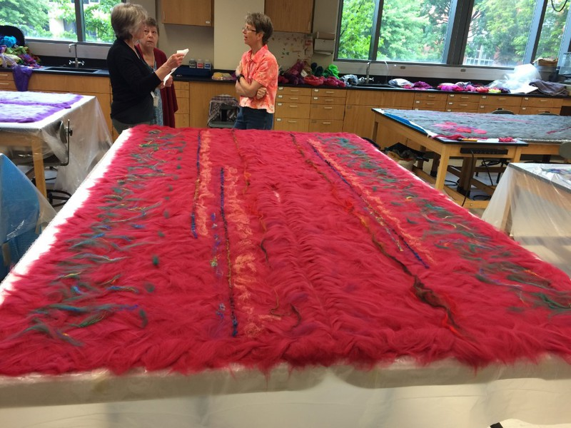 Michigan League of Handweavers - Experience of a Learning